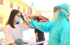 越南新增3例新冠肺炎输入性病例 入境后立即隔离