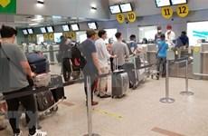 越南将343名公民从中国台湾安全接回国