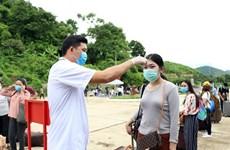 新冠肺炎疫情:25日下午越南无新增本地确诊病例  接受隔离人员逾9000名