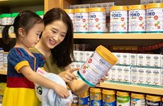 Vinamilk连续八年为越南消费者选购最多的品牌