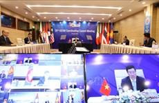 2020东盟轮值主席国年:老挝媒体密集报道东盟系列会议