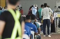 """新加坡13岁儿童""""感冒""""须接受病毒检测"""