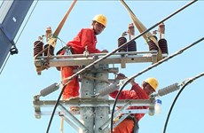 越南全国售电量创新高