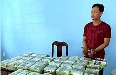 胡志明市公安破获一起跨境贩毒案 缴获毒品86公斤抓获犯罪嫌疑人12人