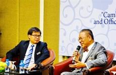 亚洲愿景研究院院长强万纳里:  越南有效推动RCEP协定的谈判进程
