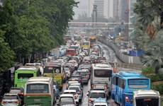 印尼投资6.85亿美元在新首都建设智慧交通系统