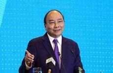 政府总理阮春福出席2020年河内投资合作与发展会议