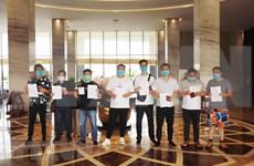 6月28日下午越南无新增新冠肺炎确诊病例  仍有15例阳性病例