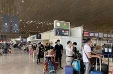将280多名在欧洲越南公民接回国
