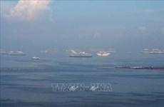 菲律宾渔船和中国货轮相撞 至少12菲人失踪