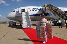 CCC和JBAC提议日本全日空航空公司恢复直飞柬埔寨的航班