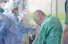 越南无新增新冠肺炎确诊病例英国飞行员健康状况好转