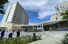 由中国澳门企业投资的会安南岸综合娱乐度假村试业