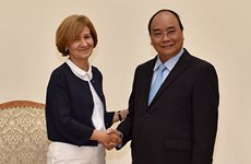 越南与葡萄牙建交45周年:加强两国的友好合作关系