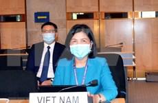 联合国人权理事会第44次会议:越南强调优先保障公民的生命健康权