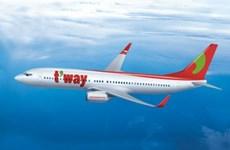 韩国德威航空即将恢复越南胡志明市飞往韩国仁川的航线