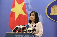 越南愿意与各国合作进一步有效打击人口贩运的犯罪行为