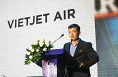 越捷航空跻身亚洲最佳企业雇50强