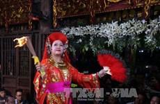 推崇越南人祀母信仰的美好价值