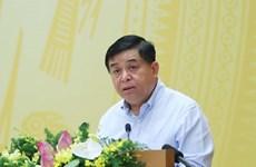 阮志勇部长:出台积极的措施助力企业渡过危机