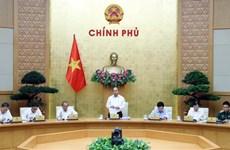 政府总理阮春福主持召开6月份政府关于体制建设工作的例行会议