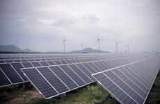 夏普设在越南宁顺省的太阳能发电厂即将投入运营