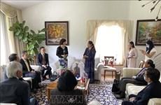 越南驻瑞士大使馆接任东盟委员会主席