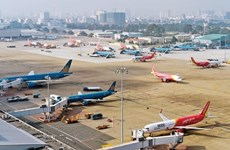 2020年越南航空港总公司力争营业总收入达逾11.3万亿越盾的目标
