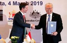 《印尼与澳大利亚全面经济伙伴关系协定》正式生效