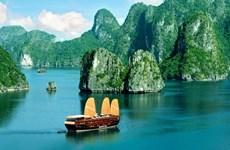 越南下龙湾跻身全球最美50个自然奇观名单
