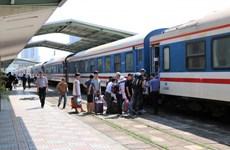 西贡铁路新增车次应对夏季客流高峰