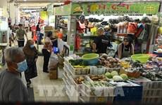 2020年5月新加坡零售销售总额降幅创新低