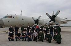 日本感谢越南协助维修其故障军机