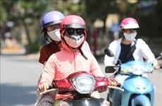 7月9日起越南北部炎热天气增加 最高气温将升至39℃以上