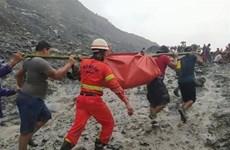 缅甸对有关一处玉石矿区山体滑坡事故的相关官员提起公诉