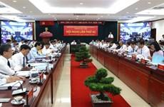 胡志明市市委书记阮善仁:进一步发挥全国经济火车头的作用