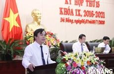 """岘港市人民委员会就""""外国人是否借用越南人的名义在岘港拥有土地使用权""""等问题进行质询"""