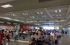 减少航班延误或取消航班现象 为旅客提高服务质量