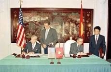 """越美关系正常化25周年:打破两国关系中的""""绊脚石"""""""