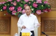 阮春福:完善体制和政策,促进行政改革,提升经济体的竞争力
