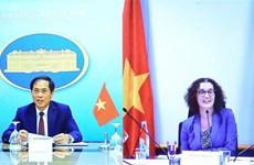 越南与加拿大举行第二次副外长级政治磋商