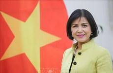 越南希望日本继续在巩固多边贸易体系中扮演主导作用