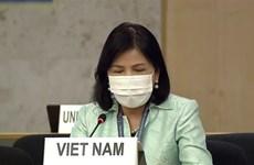 联合国人权理事会就残疾人权利进行辩论