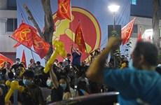新加坡大选:执政党人民行动党获得压倒性胜利