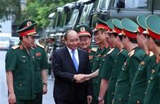 越南政府总理阮春福:后勤干部须关照部队的物质和精神生活