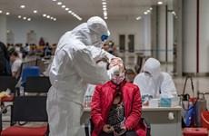 部分东南亚国家的新冠肺炎疫情最新情况  泰国单日新增病例创多个星期以来新高