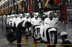 多重因素导致越南摩托车销量暴跌