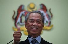 马来西亚总理穆希丁在国会下议院举行的信任投票中获得胜利