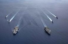 美国驳斥中国在东海上的几乎所有主权声索