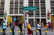 新冠肺炎疫情:菲律宾大马尼拉地区纳沃塔斯市宣布再度封城